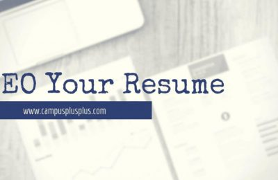 SEO Your Resume