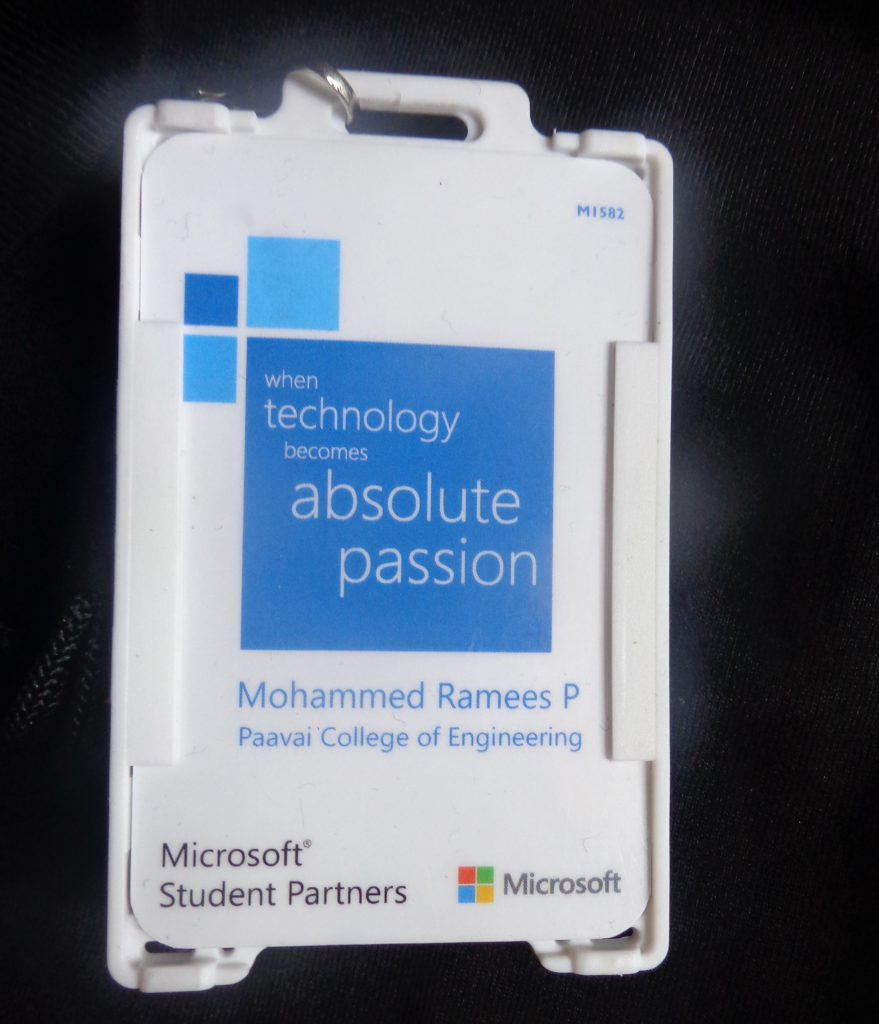 how do I become a microsoft student partner